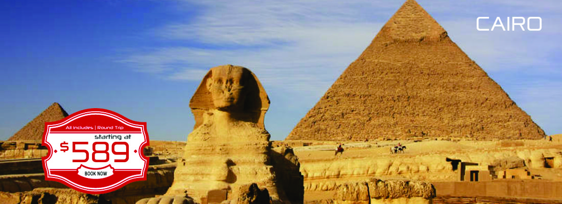 cairo as low as $589